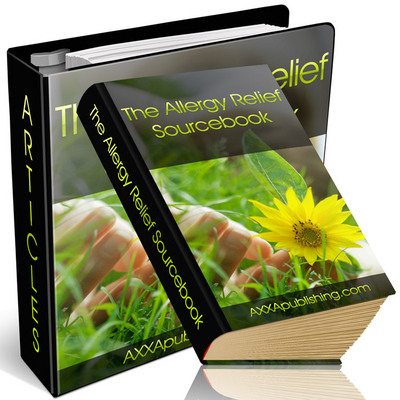 Product picture The Allergy Relief Source Book