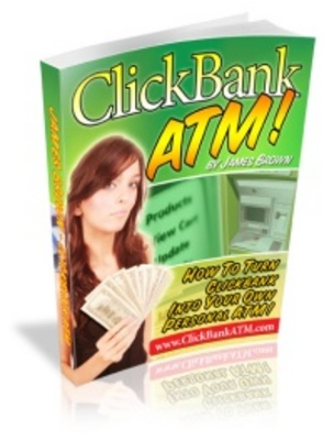 Product picture Clickbank ATM - Make more money with Clickbank
