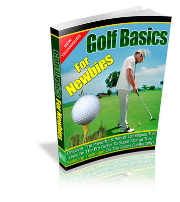 Product picture Golf Basics For Newbies - Learn Proper GolfSwing